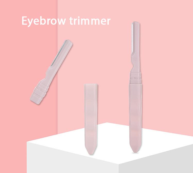 Lameila Cosmetic Makeup Eyebrow Facial Hair Remover Plastic Eyebrow Razor Collection A957