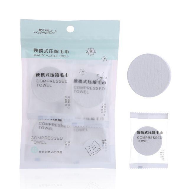 Lameila custom portable disposable towels compressed cotton face towel D0847