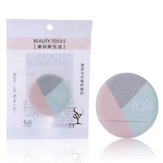 Lameila Powder puff Beauty Foundation Blending 1 pcs Sponge Custom Packaging Logo Makeup Sponge Blender A80085