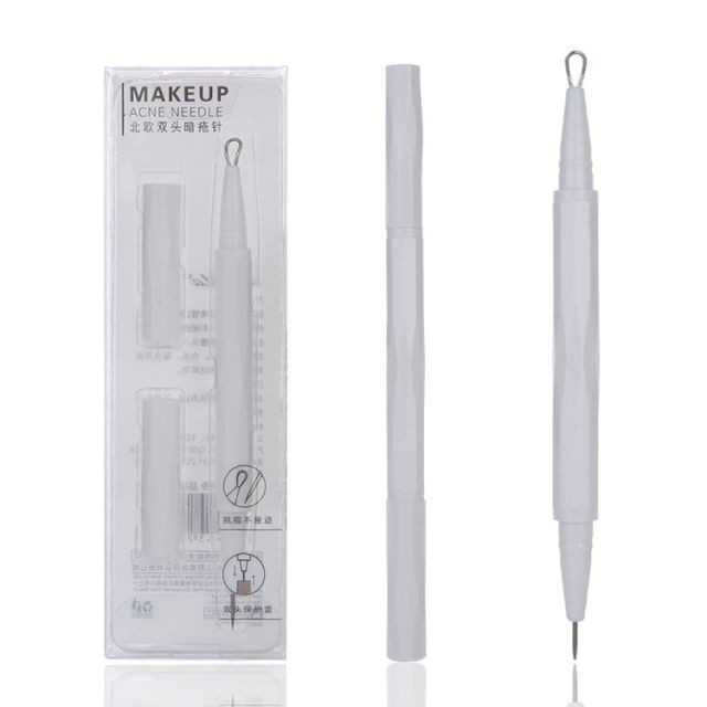 Lameila High quality makeup tools acne remover stainless steel acne tools blackhead acne needle B0749