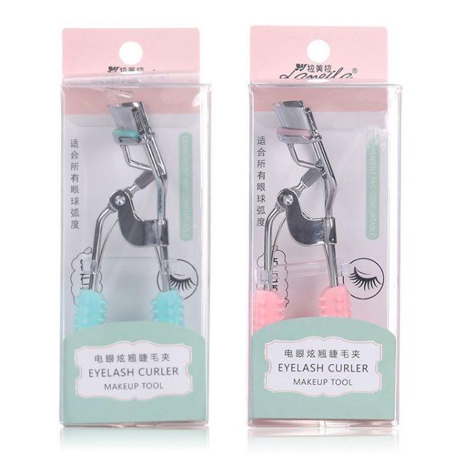 Lameila Factory price best cosmetic tools private label curl eye lash magic eyelash curler A0393