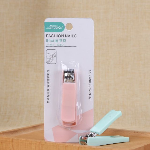 Lameila nail clippers wholesale nail care tools stainless steel toenail clippers 3325