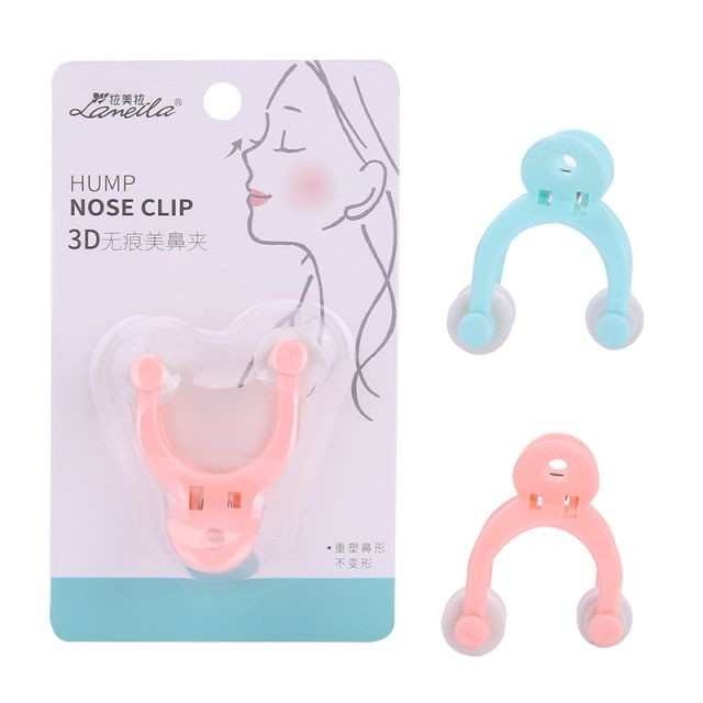 Lameila Wholesale facial beauty massager tools Shaping Shaper Straightening nose care physics rise nose clip massager 3033