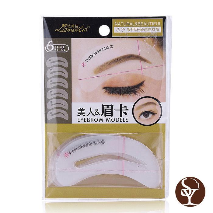 Eyebrow Stencils A0184