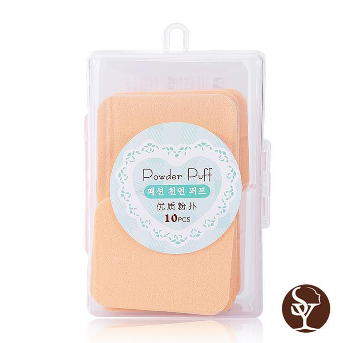 B0876 makeup sponge-square