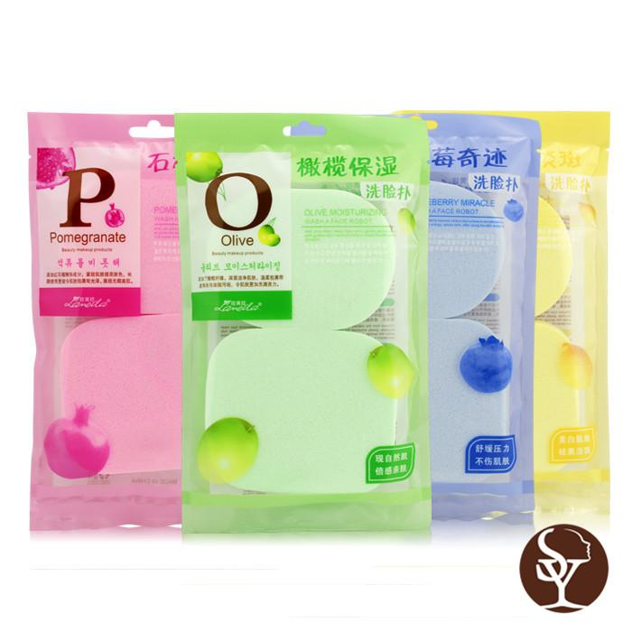 B2076 facial cleaning sponge