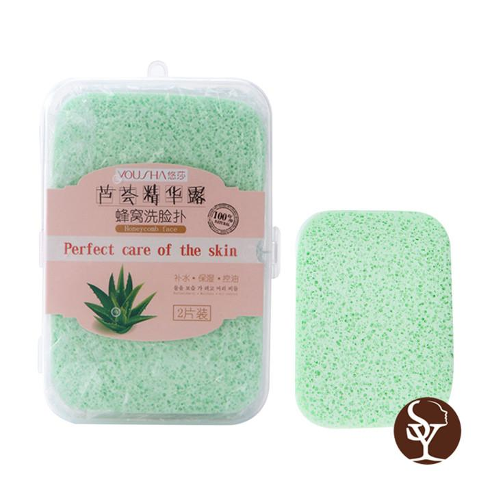 YB038 Facial Cleaning Sponge