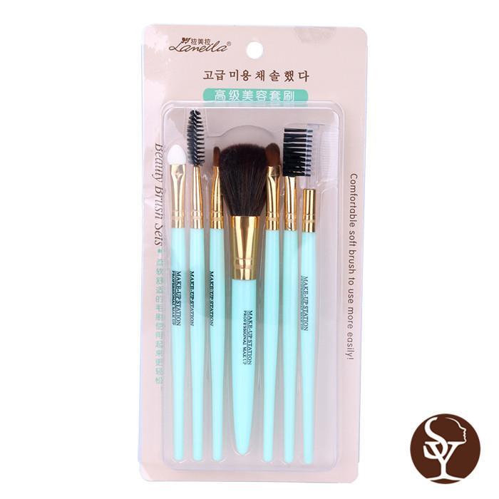 L0760  makeup brushes