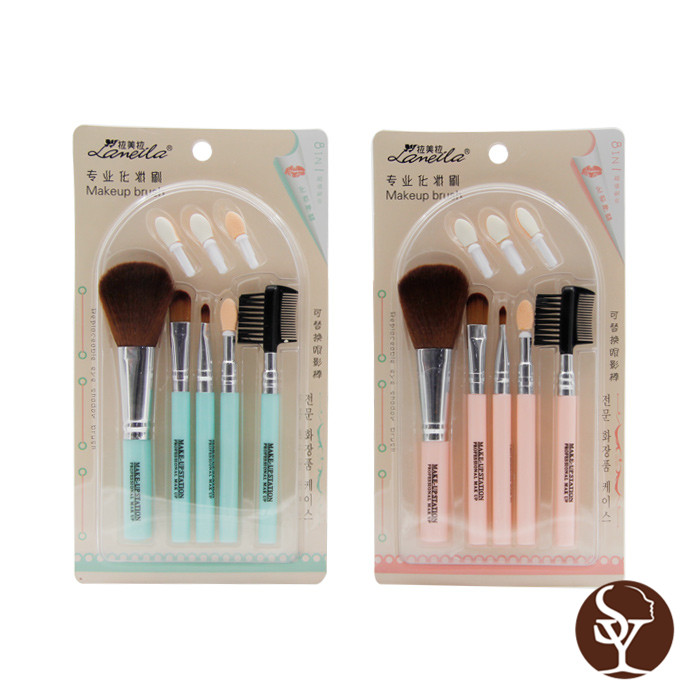 L0855 makeup brushes