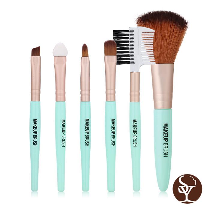 L0875 makeup brushes