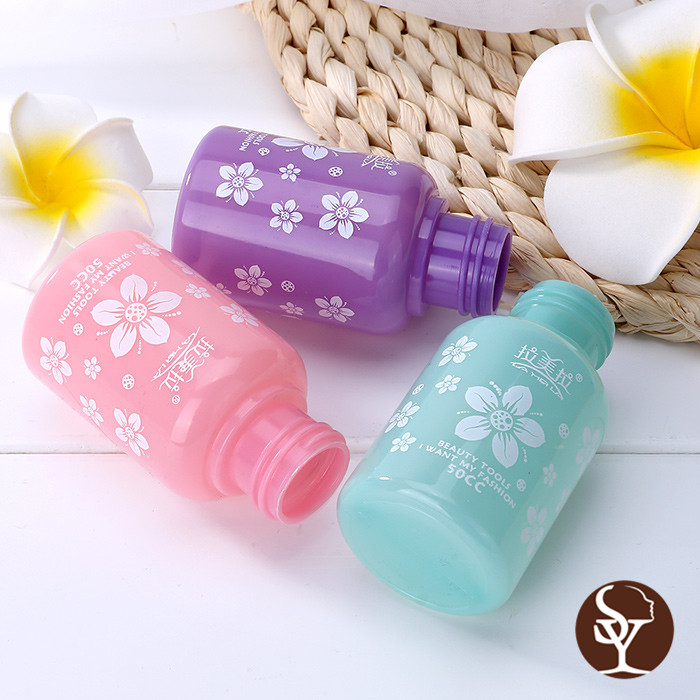 LM407   makeup bottle